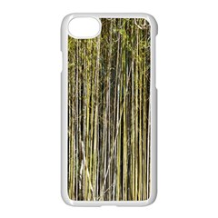 Bamboo Trees Background Apple Iphone 7 Seamless Case (white) by Nexatart