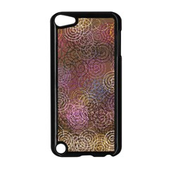 2000 Spirals Many Colorful Spirals Apple Ipod Touch 5 Case (black) by Nexatart