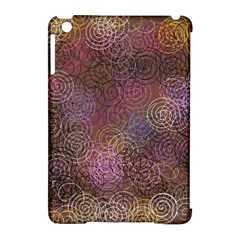 2000 Spirals Many Colorful Spirals Apple Ipad Mini Hardshell Case (compatible With Smart Cover) by Nexatart