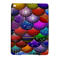 Fun Balls Pattern Colorful And Ornamental Balls Pattern Background Ipad Air 2 Hardshell Cases by Nexatart