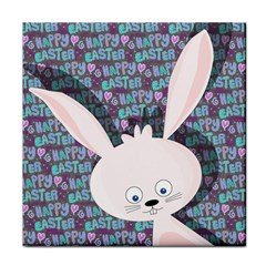Easter Bunny  Tile Coasters by Valentinaart