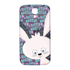Easter Bunny  Samsung Galaxy S4 I9500/i9505  Hardshell Back Case by Valentinaart