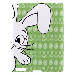 Easter Bunny  Apple Ipad 3/4 Hardshell Case by Valentinaart