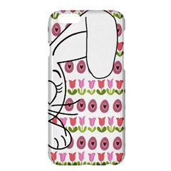 Easter Bunny  Apple Iphone 6 Plus/6s Plus Hardshell Case by Valentinaart