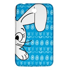 Easter Bunny  Samsung Galaxy Tab 3 (7 ) P3200 Hardshell Case  by Valentinaart