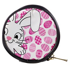 Easter Bunny  Mini Makeup Bags by Valentinaart