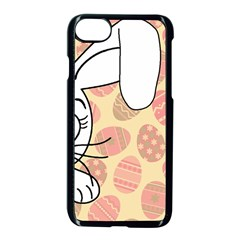 Easter Bunny  Apple Iphone 7 Seamless Case (black) by Valentinaart