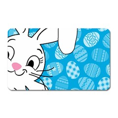 Easter Bunny  Magnet (rectangular) by Valentinaart