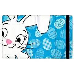 Easter Bunny  Apple Ipad 2 Flip Case by Valentinaart
