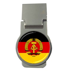 Flag Of East Germany Money Clips (round)  by abbeyz71