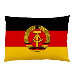 Flag Of East Germany Pillow Case by abbeyz71