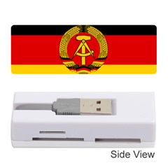 Flag Of East Germany Memory Card Reader (stick)  by abbeyz71