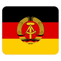 Flag Of East Germany Double Sided Flano Blanket (small)  by abbeyz71