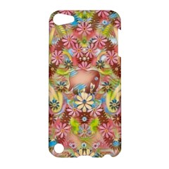 Jungle Life And Paradise Apples Apple Ipod Touch 5 Hardshell Case by pepitasart