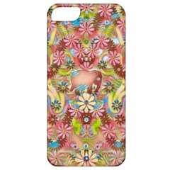 Jungle Life And Paradise Apples Apple Iphone 5 Classic Hardshell Case by pepitasart