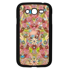 Jungle Life And Paradise Apples Samsung Galaxy Grand Duos I9082 Case (black) by pepitasart