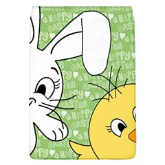 Easter Bunny And Chick  Flap Covers (l)  by Valentinaart