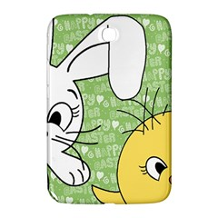 Easter Bunny And Chick  Samsung Galaxy Note 8 0 N5100 Hardshell Case