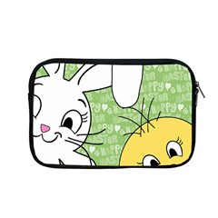 Easter Bunny And Chick  Apple Macbook Pro 13  Zipper Case by Valentinaart
