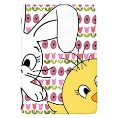 Easter Bunny And Chick  Flap Covers (s)