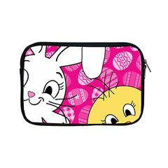 Easter Bunny And Chick  Apple Ipad Mini Zipper Cases