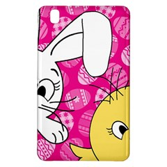 Easter Bunny And Chick  Samsung Galaxy Tab Pro 8 4 Hardshell Case