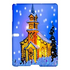Winter Church Samsung Galaxy Tab S (10 5 ) Hardshell Case
