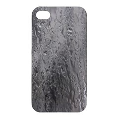 Water Drops Apple Iphone 4/4s Premium Hardshell Case by Nexatart