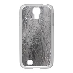 Water Drops Samsung Galaxy S4 I9500/ I9505 Case (white)