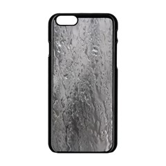 Water Drops Apple Iphone 6/6s Black Enamel Case