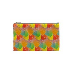 Birthday Balloons Cosmetic Bag (small)  by Nexatart