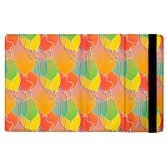 Birthday Balloons Apple Ipad 3/4 Flip Case by Nexatart