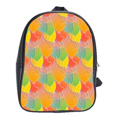Birthday Balloons School Bags (xl)  by Nexatart