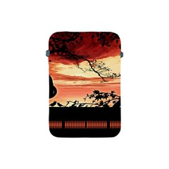 Autumn Song Autumn Spreading Its Wings All Around Apple Ipad Mini Protective Soft Cases