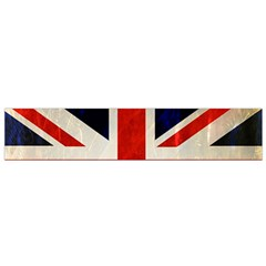 Flag Of Britain Grunge Union Jack Flag Background Flano Scarf (small) by Nexatart