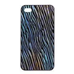 Abstract Background Wallpaper Apple Iphone 4/4s Seamless Case (black)