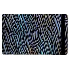 Abstract Background Wallpaper Apple Ipad 3/4 Flip Case by Nexatart