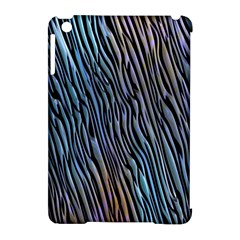 Abstract Background Wallpaper Apple Ipad Mini Hardshell Case (compatible With Smart Cover) by Nexatart