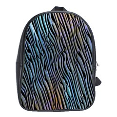 Abstract Background Wallpaper School Bags (xl)  by Nexatart