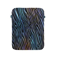 Abstract Background Wallpaper Apple Ipad 2/3/4 Protective Soft Cases by Nexatart