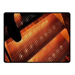 Magic Steps Stair With Light In The Dark Fleece Blanket (small) by Nexatart