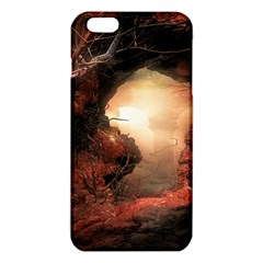 3d Illustration Of A Mysterious Place Iphone 6 Plus/6s Plus Tpu Case by Nexatart