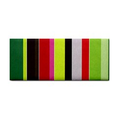 Stripe Background Cosmetic Storage Cases