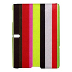 Stripe Background Samsung Galaxy Tab S (10 5 ) Hardshell Case  by Nexatart
