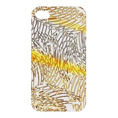Abstract Composition Digital Processing Apple Iphone 4/4s Hardshell Case by Nexatart