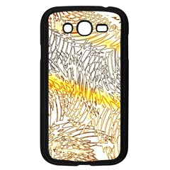 Abstract Composition Digital Processing Samsung Galaxy Grand Duos I9082 Case (black) by Nexatart