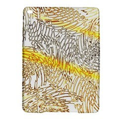 Abstract Composition Digital Processing Ipad Air 2 Hardshell Cases