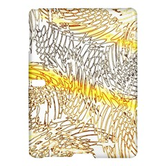 Abstract Composition Digital Processing Samsung Galaxy Tab S (10 5 ) Hardshell Case  by Nexatart