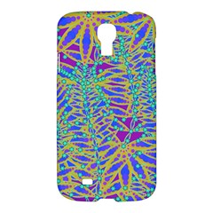 Abstract Floral Background Samsung Galaxy S4 I9500/i9505 Hardshell Case by Nexatart
