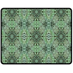 Seamless Abstraction Wallpaper Digital Computer Graphic Fleece Blanket (medium)